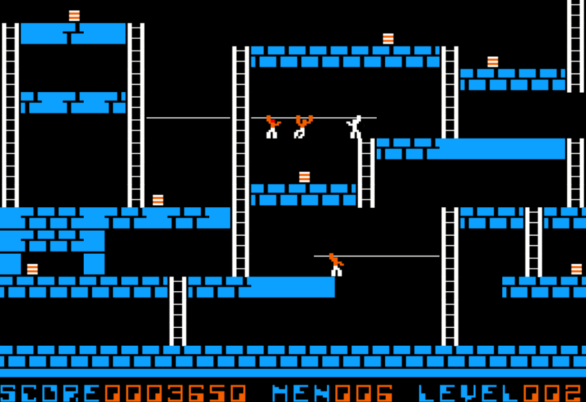 lode runner game - DriverLayer Search Engine